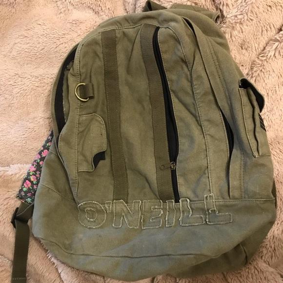 8bfc5c33b4cbfa O'Neill Accessories | Oneill Backpack | Poshmark